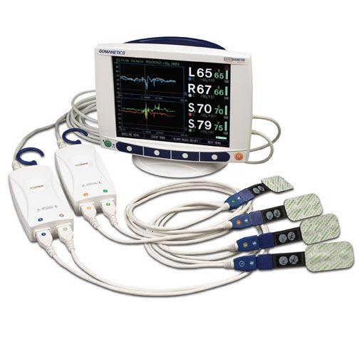Monitor zur Messung des Sauerstoffgehaltes im Gehirn